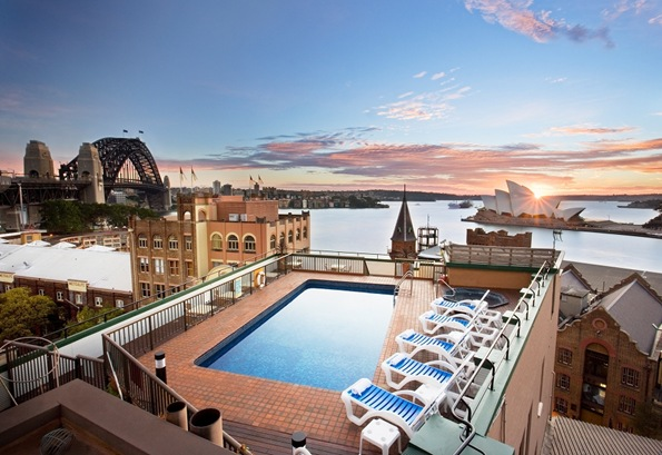 5 Most Beautiful Roof Top Pools In The World