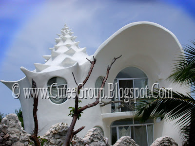 Conch Shell House,  Isla Mujeres ,  Mexico