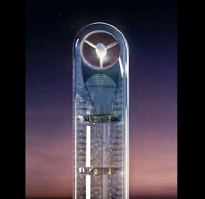 Amazing Anara Tower in Dubai