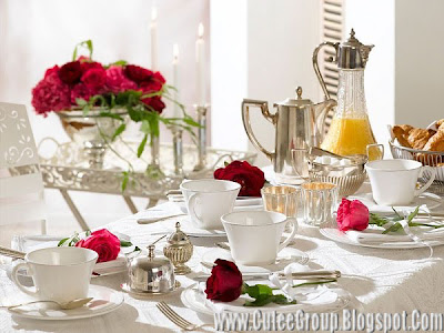 Romantic Tables By: www.CuteeGroup.TK