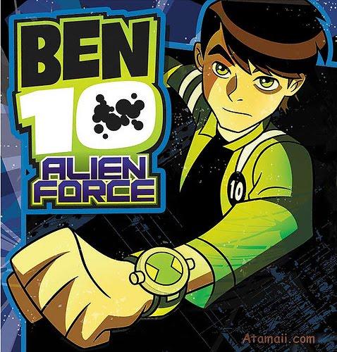 Download Ben 10 Alien Force Wallpaper 2010