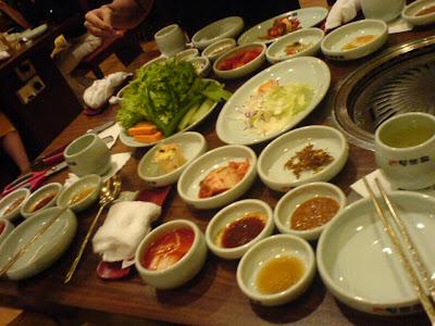 Hyang To Gol Korean Restaurant, Amara Hotel