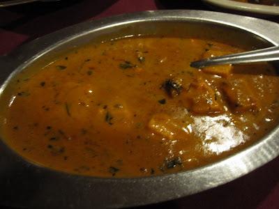 Annalakshmi, butter paneer masala