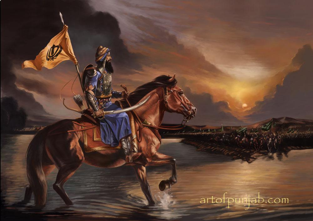 Manvir Singh: Fateh Divas - Celebrating the Khalsa Raaj