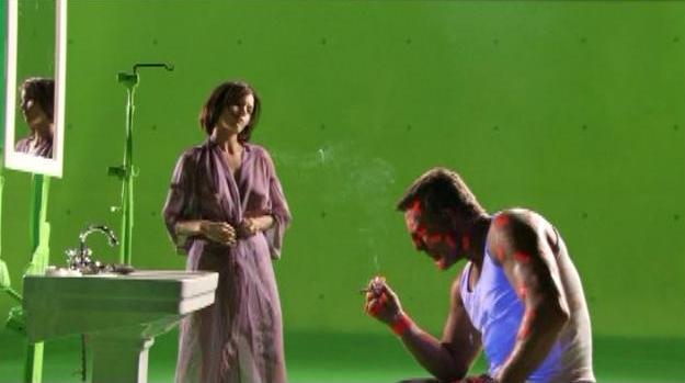 Carla Gugino Nude Green Screen 29