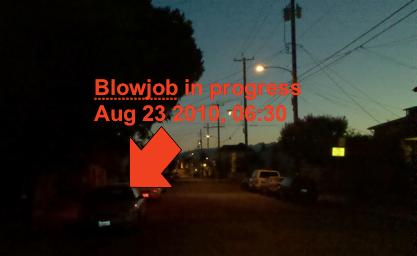 pick a blowjob