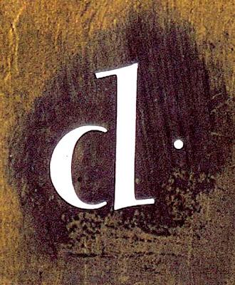 Letter Addressing Stencil.Typefoundry Em Lettres A Jour Em Public Stencil