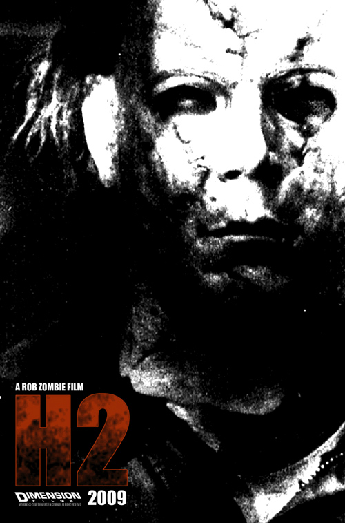 HALLOWEEN II poster [click to enlarge]