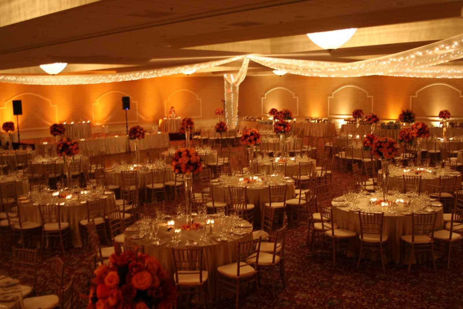 Burnt Orange Wedding Colors
