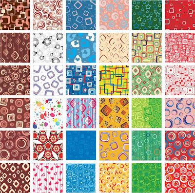 Koleksi 2000 lebih Background Vektor Desain (Format EPS serta preview dalam bentuk JPG yang dapat diedit dan dimodifikasi)