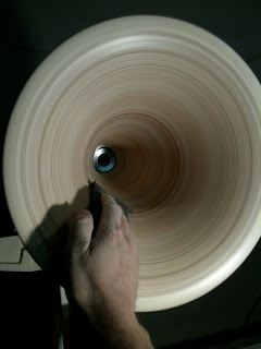 DIY Firefly: DIY Horn Speakers - Step 10: Sanding