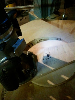 DIY Firefly: DIY Horn Speakers - Step 4: Cutting the Circles