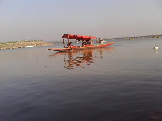 चण्डीगढ की शान – सुखना झील