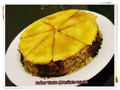 How to make Dobos Torte