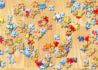 Crazy 4 Jigsaw Puzzles - Simple Sojourns