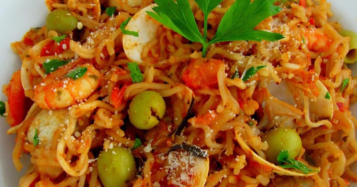 Spaghetti Frutti di Mare   Cooking Gallery