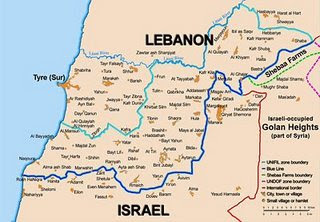 Israel Matzav: Why Ghajar should not be divided and should