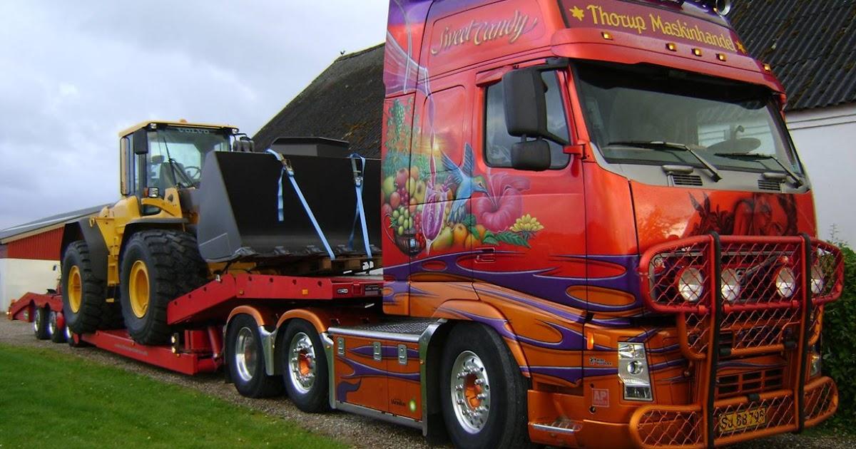 Brugte maskiner i Danmark: Transportservice med stil