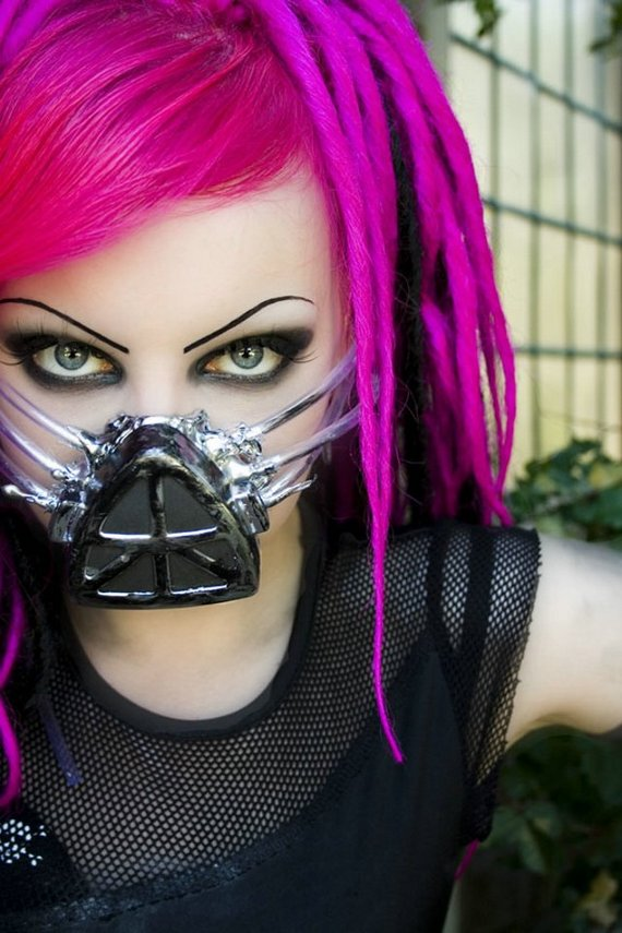 Celebrities Flash: The Cyber Goth