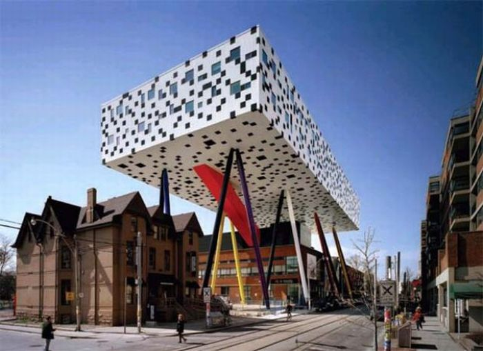 This impressive collection of unusual houses and buildings was picked from  all over the world. Just an architects fantasy from incredibly cool to  totally ...