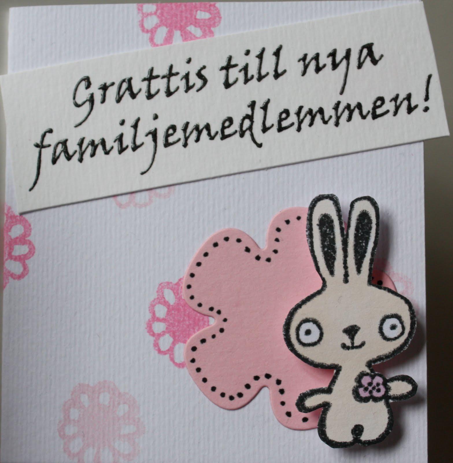 grattis babykort Kullander Art Design: Barn och baby kort grattis babykort