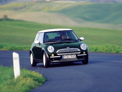Car Mini celebrates the fiftieth anniversary
