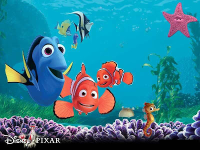 Finding Nemo - best Movies 2003