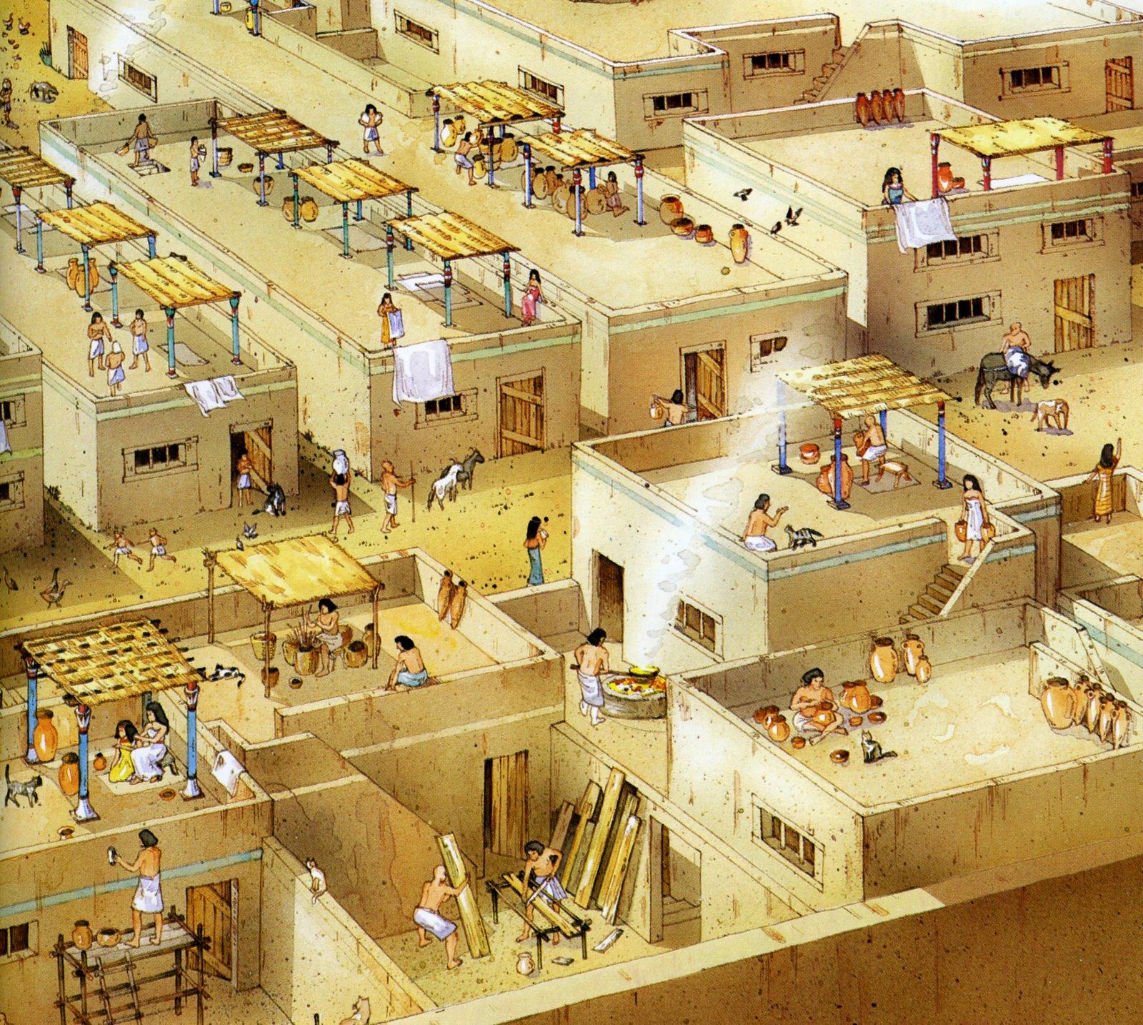 Maison gyptienne minecraft minecraft france - Les maisons de maylis ...