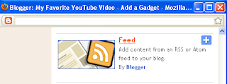 How To Add Facebook Status Updates in Blogger Blogs 5