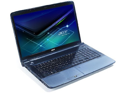 Acer Aspire 7735z--424G32Mn multimedia laptop