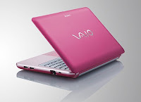 Sony Vaio W series VPCW115XG laptop