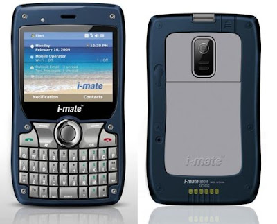 i-mate 810 F Overview