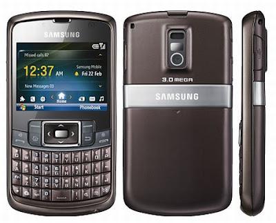 Samsung+B7320+OmniaPRO+an+Overview