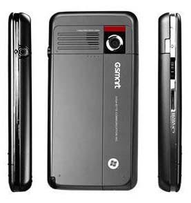 Gigabyte GSmart MS802 Smartphone overview