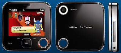 Nokia Twist 7705 overview