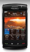 BlackBerry Storm2 9550 Smartphone