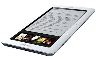 Barnes & Noble's new Nook eBook Reader