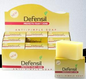 Journey on Beauty : Anti-Acne Products Review: Defensil VS