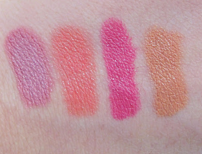 MAC Give Me Liberty of London Collection- Review and Swatches ...