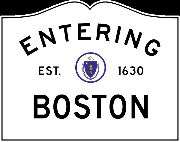 distinctladies: Boston Logo
