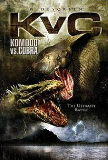 فيلم komodo vs cobra