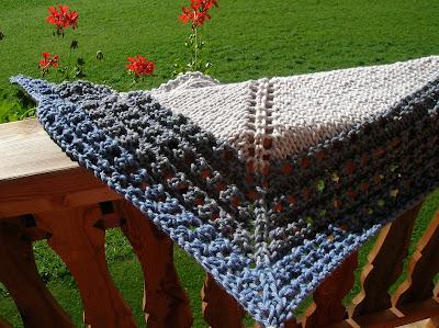 bellissimo stile gamma esclusiva comprare bene Sogni di lana: Pattern scialle facile