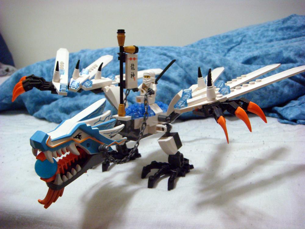 Lego Ninjago Dragon Fox's Tales...