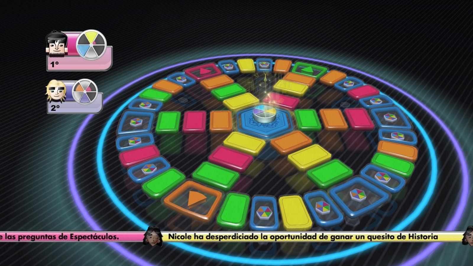 La Estanteria De Cho Trivial Pursuit Wii