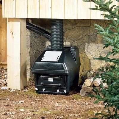 Inodoro compost