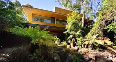 Eltham Bush Studio en Voctoria, Australia