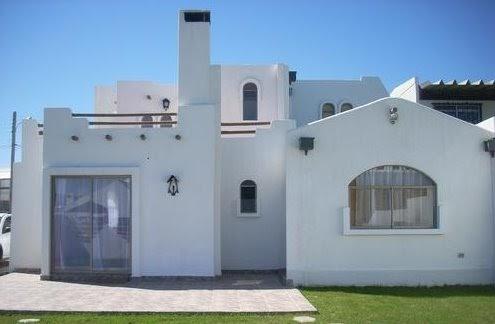 Arquitectura de casas casa de playa estilo mediterr neo - Casas del mediterraneo valencia ...