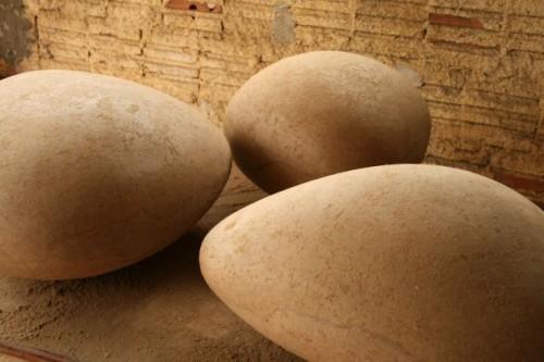 Piedras terminadas