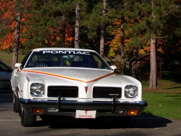 pontiac lemans sport coupe 1973 lemans