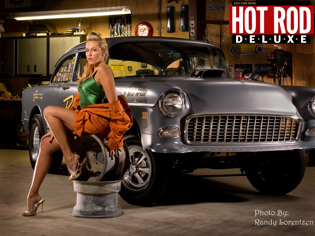 Hot Rod Sexy 111